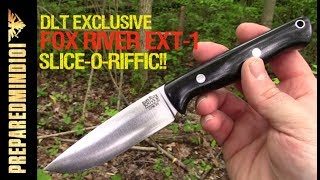 Fox River EXT-1 (CPM-3V): Slice-O-Riffic DLT Exclusive! - Preparedmind101