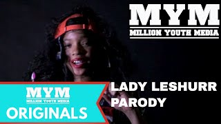 Daily Duppy - Lady Leshurr | GRM Daily | Parody | Daily Ducky