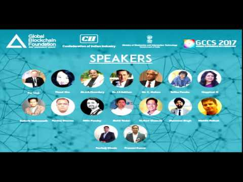 GCCS 2017: Blockchain: the biggest paradigm shift