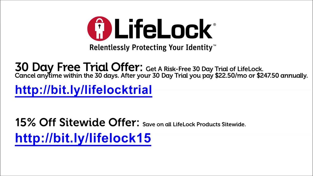 Lifelock coupons discounts