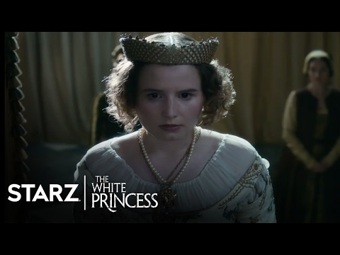 The White Princess | 15th Century Wedding | STARZ