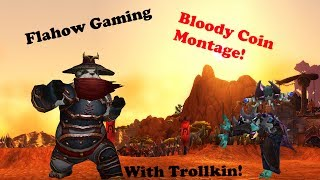 World of Warcraft: Timeless Isle Bloody Coin Montage! Feat. Trollkin