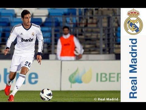 Los convocados del Real Madrid