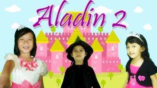 Aladin Dan Lampu Ajaib Episode 2 | Drama Dongeng Anak