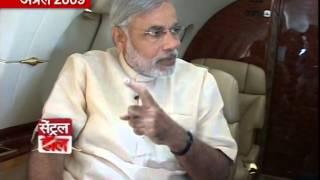 Narendra Modi's ExclusiveInterview with Hari Shankar Vyas for ETV Central hall /Naya India Part 2