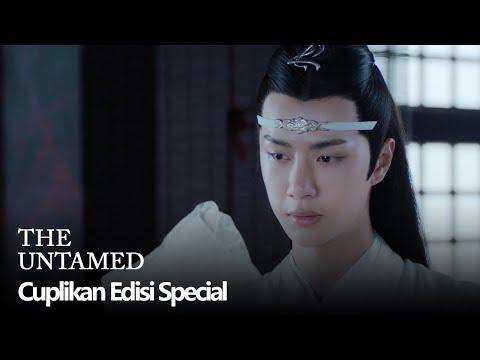The Untamed Edisi Special | Cuplikan EP08 Part 1 Lan Zhan Menjenguk Wei Ying | 陈情令 | WeTV 【INDO SUB】