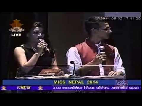 Fanta The Hidden Treasure Miss Nepal 2014 - Live NTV - 2nd May 2014