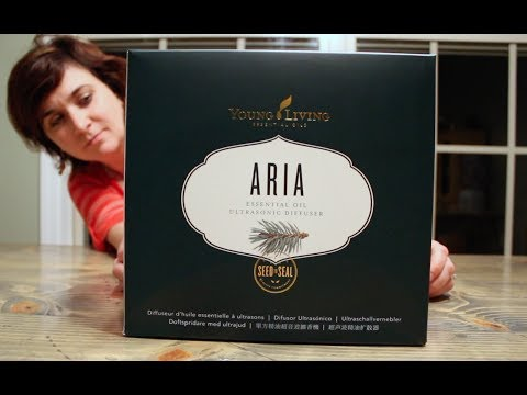 young-living-aria-diffuser-unboxing