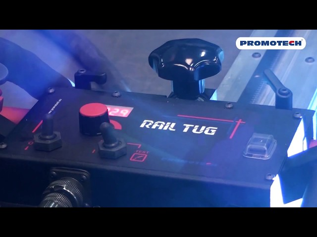 Rail Tug | Welding and Cutting Tractor