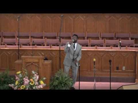 """From Jericho To Ai""  Pastor Alex Horton"