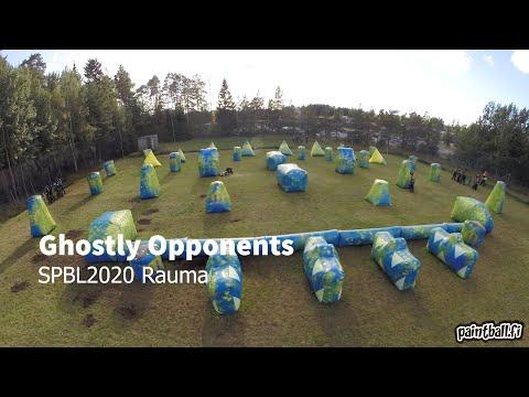 Ghostly Opponents - SPBL2020 Rauma