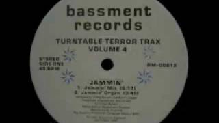 Turntable Terror Trax Volume 4 - Jammin