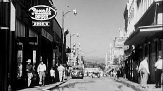 Trails End: Santa Fe, New Mexico, 1950