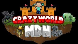 Ganador De La Entrada a MDN Crazy World.!! 😀😀