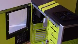 Simple PC case MOD
