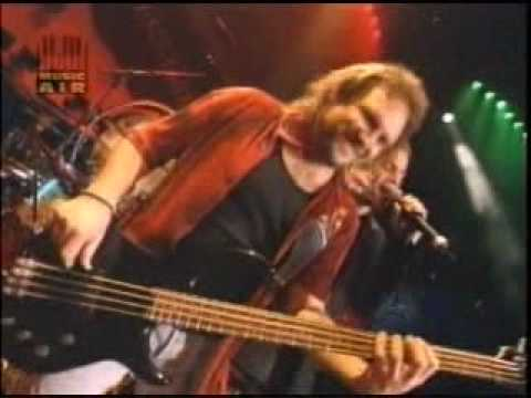 Van Halen Mean Street Live 1998 Youtube