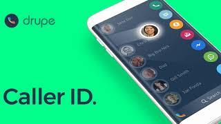 drupe - Contacts. Dialer. Call Recorder. Caller ID screenshot 5