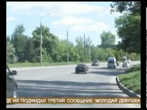 В Тольятти - сюжет достойный боевика