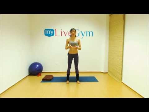 Γυμναστική στο σπίτι για εγκύους από το MyGym