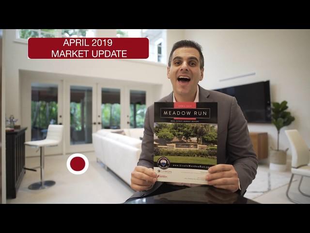 Meadow Run Market Update Newsletter - April 2019