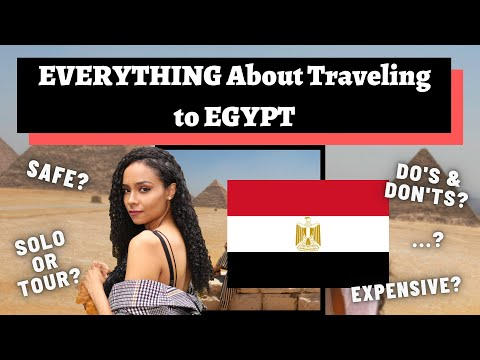 WATCH THIS BEFORE TRAVELING TO EGYPT! 10 TIPS  -  EVERYTHING You Need to Know - Part 1