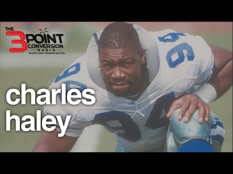 Charles Haley Talks About Winning 5 SBs With Two HOF QBs