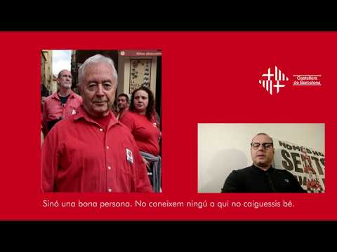 Gràcies, Josep - Vídeo Homenatge a Josep Sala, fundador dels Castellers de Barcelona