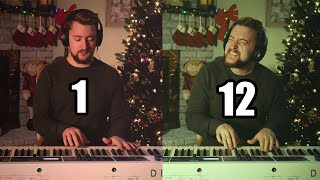 12 Days of Christmas but every verse gets jazzier