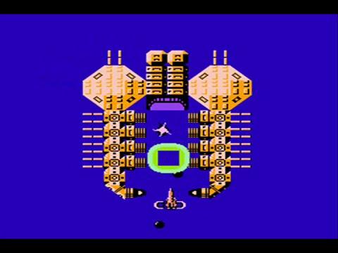 B-Wings - ( Nes / Famicom ) - Full Playthrough - No Death