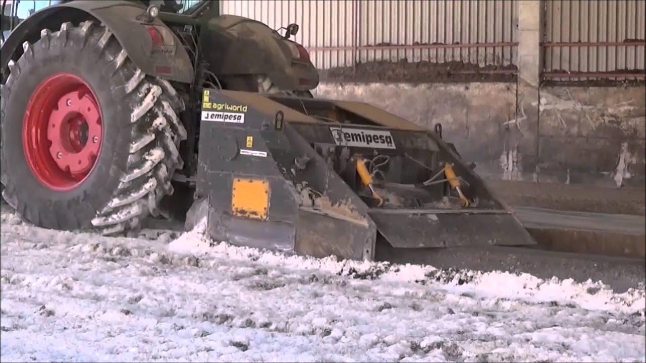 Maquina estabilizadora de suelos