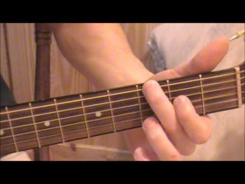 Roy Payne - Goofy Newfie (guitar lesson)