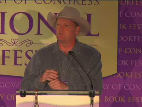 Craig Johnson  2009 National Book Festival