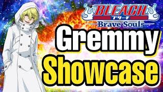 TYBW Gremmy Showcase! Amazing Unit! | Bleach Brave Souls