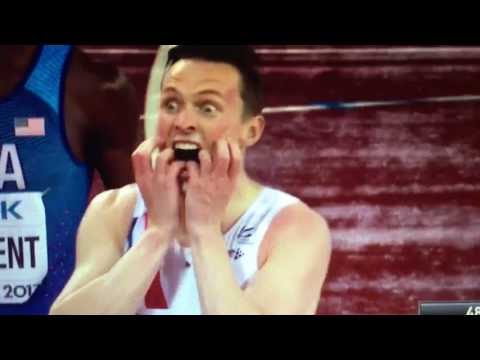 Karsten Warholm wins 400m Hurdles Men Final IAAF World Champs London 2017