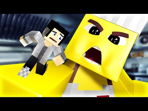 Minecraft Little Nightmares - DON'T GET CAUGHT! | Minecraft Scary Roleplay
