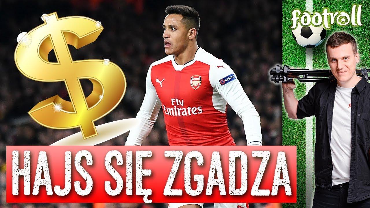 Alexis Sanchez jednak nie taki tani! | Barcelona przegrywa