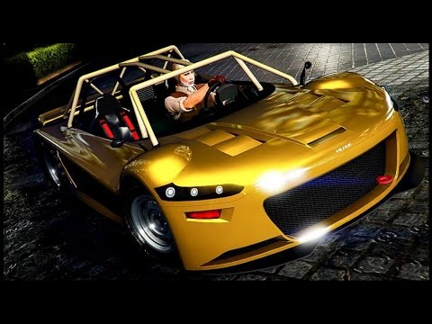 6c5e59174da GTA 5 ONLINE - HIJACK RUSTON  NEW  CONCEPT CAR SHOWCASE! - All  Customization Features! (GTA 5 DLC)