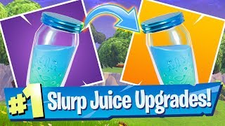 Slurp Juice Is Getting Upgraded?! - Fortnite Battle Royale