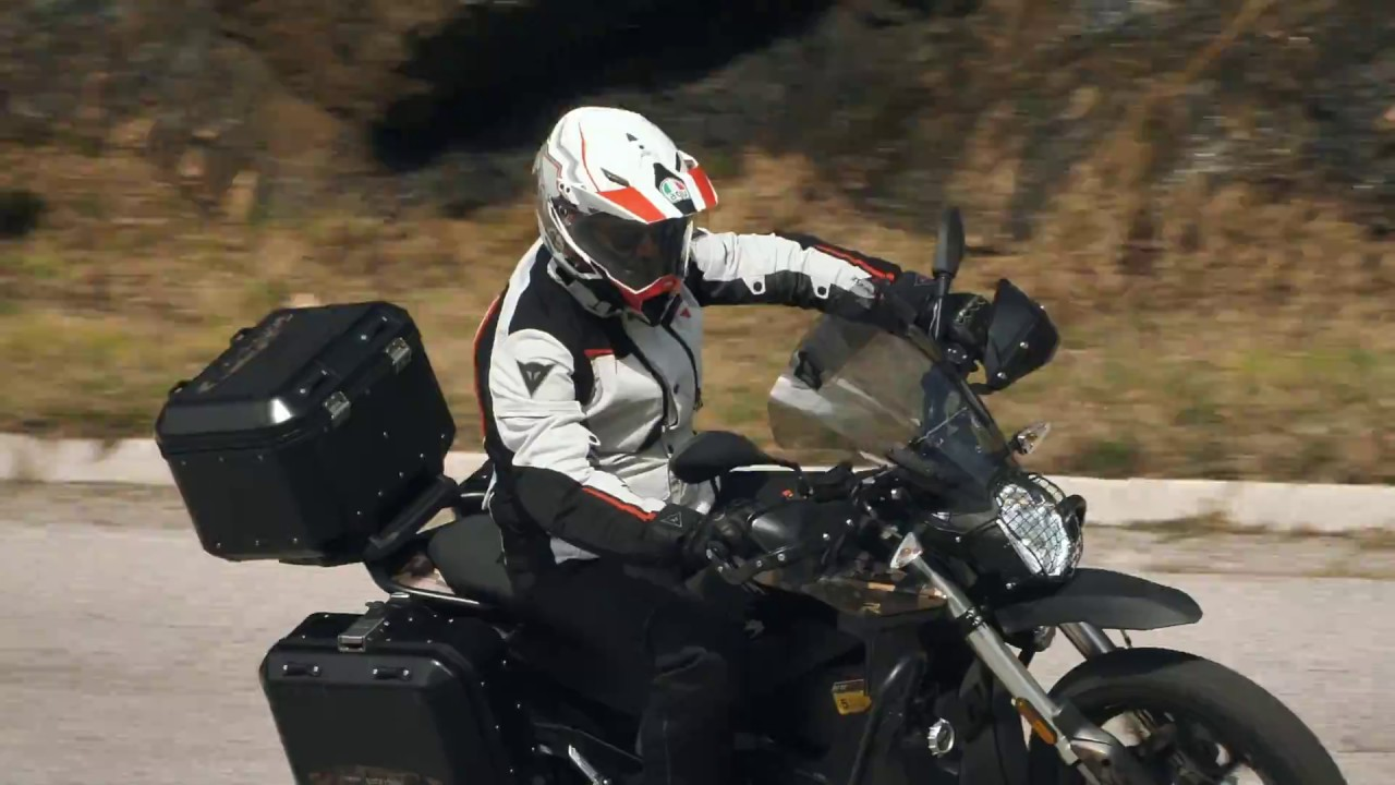 Zero Motorcycles DSR Black Forest Edition