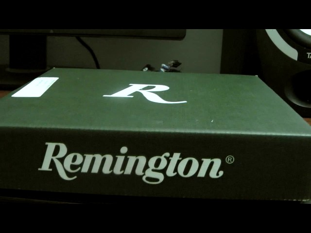 レミントン RM380 実銃レビュー Part 1