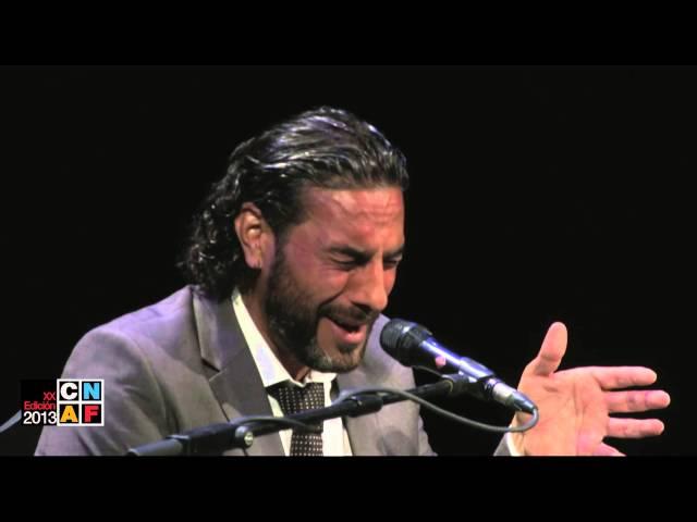 PEDRO EL GRANAINO - Final de Cante CNAF de Cordoba