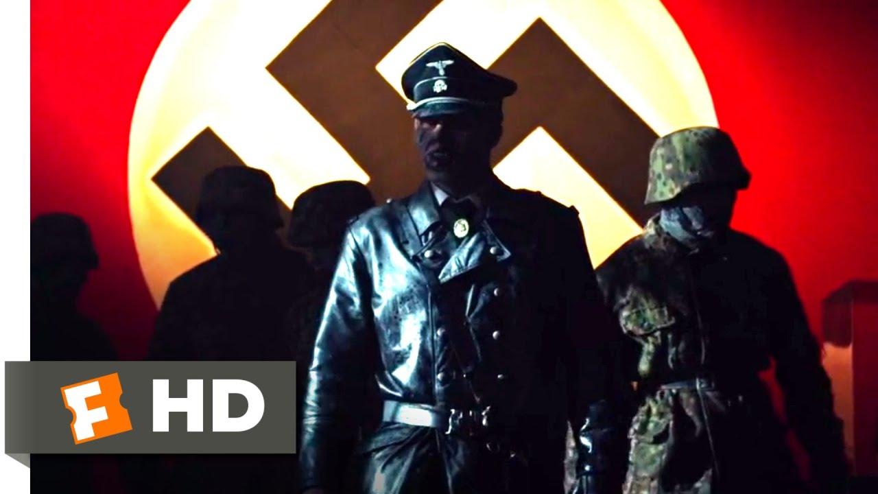 Download Dead Snow: Red vs. Dead (2014) - Nazi Zombie Massacre Scene (3/10)   Movieclips