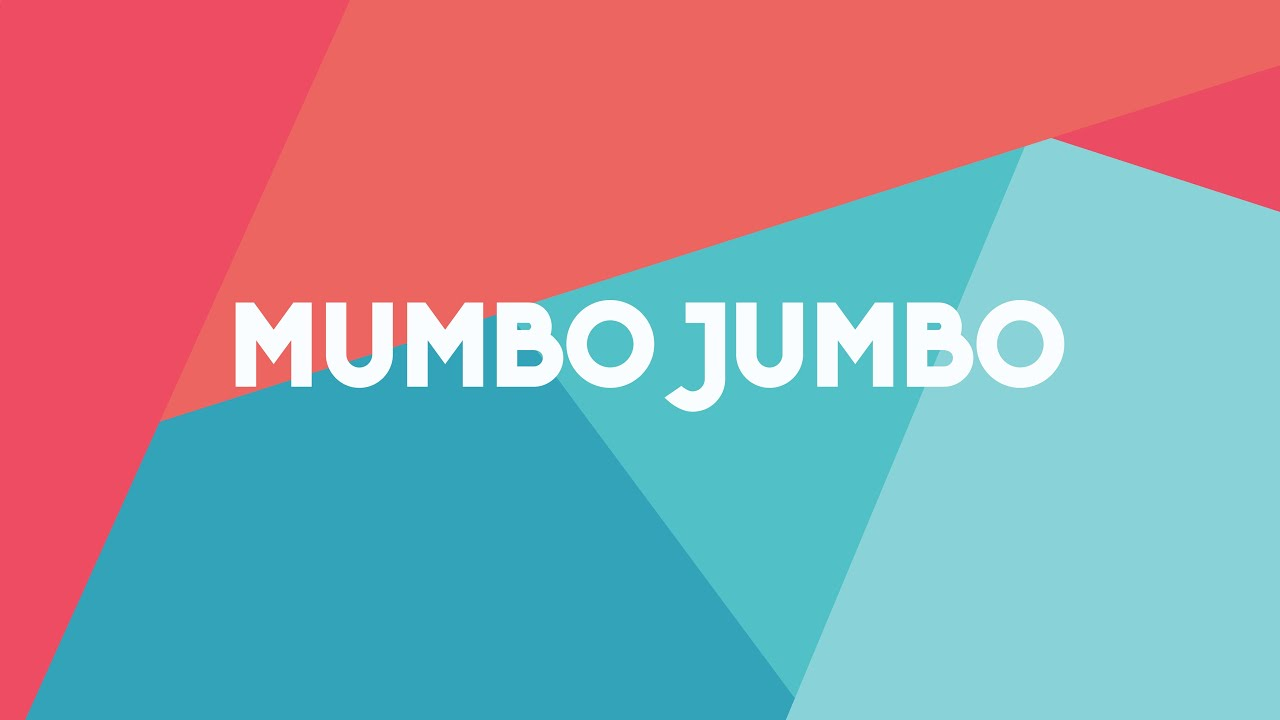 mumbo jumbo Mumbo jumbo 16k likes welcome to the official facebook page of thatmumbojumbo, here you can find information about videos, and projects to come.