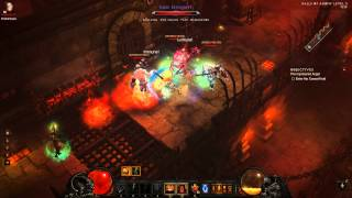 Casual Fail Diablo III Inferno Act 1
