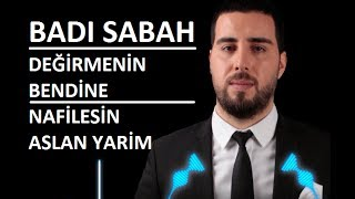 Download Mustafa Taş - Badı Sabah - Değirmenin Bendine, Nafilesin Aslan Yarim MP3 song and Music Video