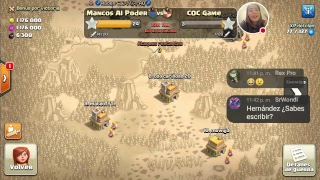 Mi Primer war de mi clan//Clash of Clans..