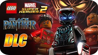 Black Panther [Nuevo DLC] LEGO Marvel Super Heroes 2 - Gameplay Español