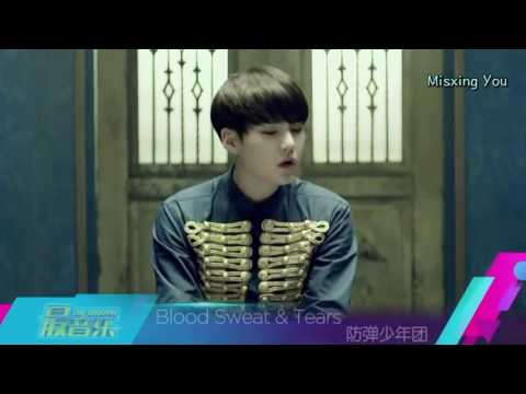 [ENG SUB] 161224 BTS Suga Cut - 2016 Korean Group Idols with the Wealthiest Producer Copyrights