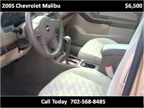 2005 Chevrolet Malibu available from Auto Credit