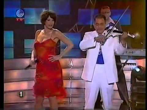 "Samir Shukri & Efrat Cohen - ""Be'Ahava Gdola"" - Kdam Eurovision 2005"